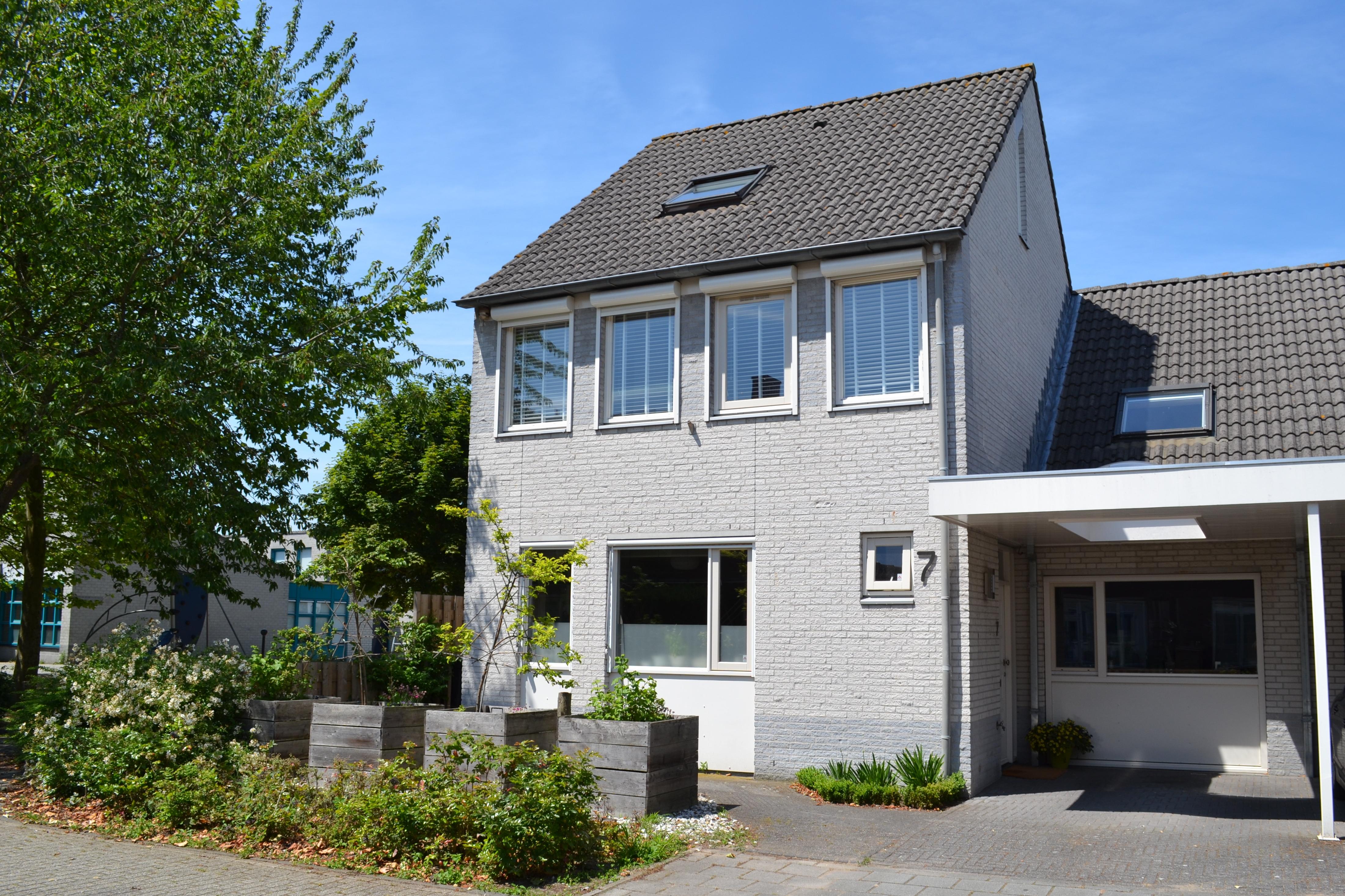 De Hoge Kamp 7 - Rosmalen - Huis te koop - Wonen & Welzijn
