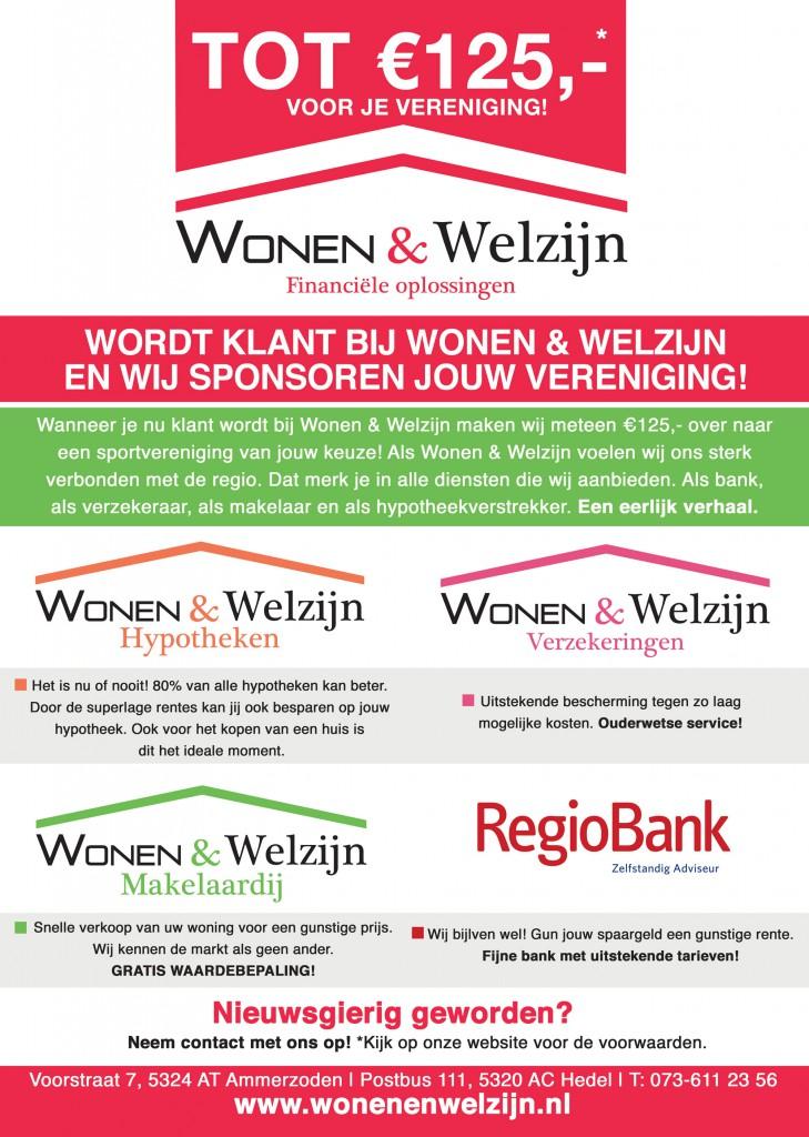 Wordt klant en sponsor meteen je vereniging - Wonen & Welzijn