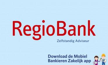 Regiobank app mobiel bankieren zakelijk - Wonen & Welzijn