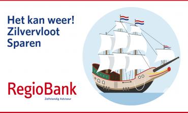 Zilvervloot Sparen - Regiobank - Wonen & Welzijn