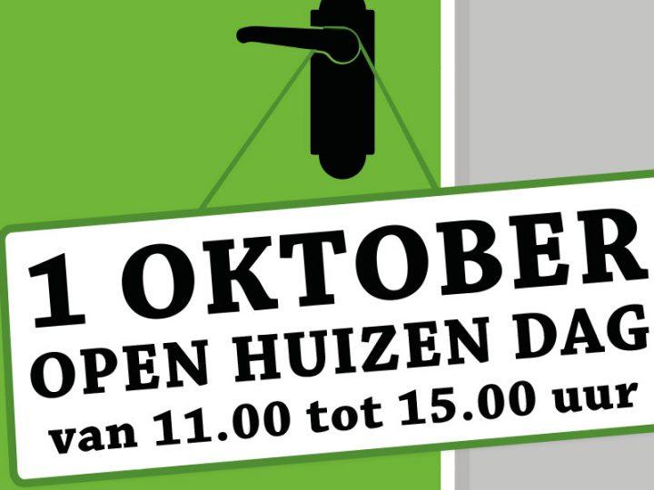 Open Huizen Dag & Winactie