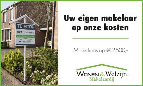 Uw eigen makelaar op onze kosten - Wonen & Welzijn Makelaardij Ammerzoden