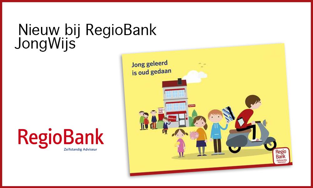 Nieuw bij RegioBank; JongWijs - Wonen & Welzijn Regiobank Ammerzoden
