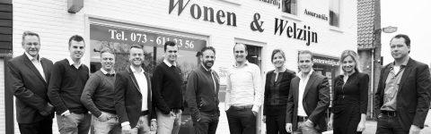 Groepsfoto - Wonen & Welzijn