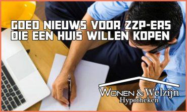 Goed nieuws voor ZZP-ers die een huis willen kopen - Wonen & Welzijn Ammerzoden