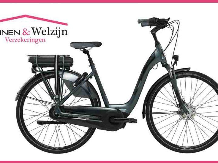 Uw e-bike verzekeren? Dat kan bij Wonen en Welzijn
