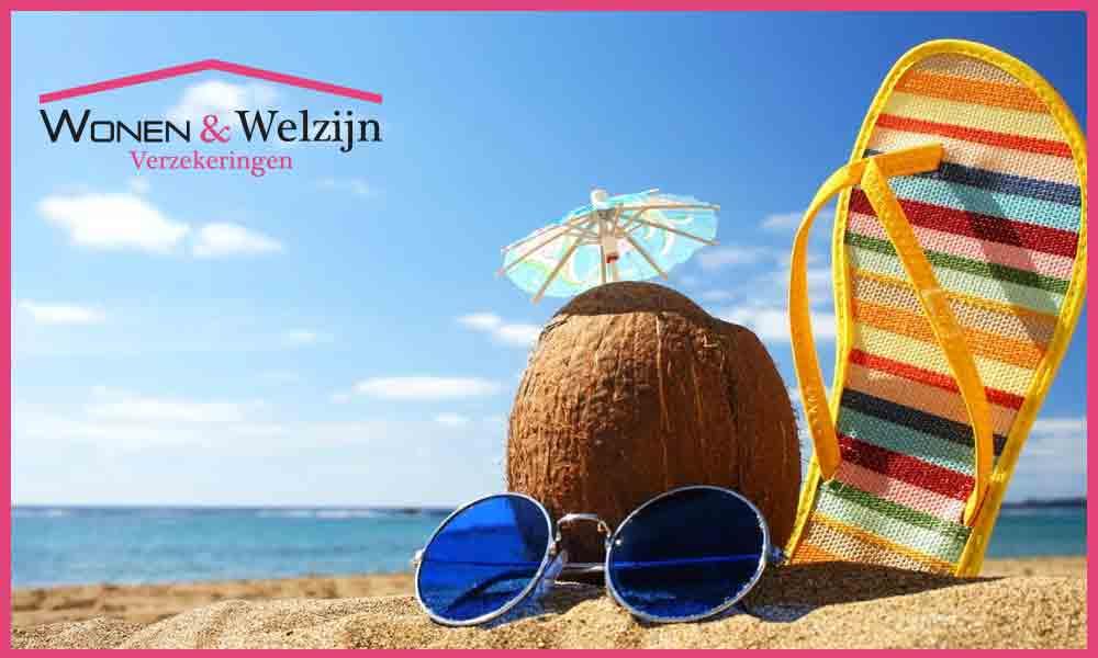 Binnenkort op vakantie? Vergeet dan niet om een reisverzekering af te sluiten - Wonen & Welzijn
