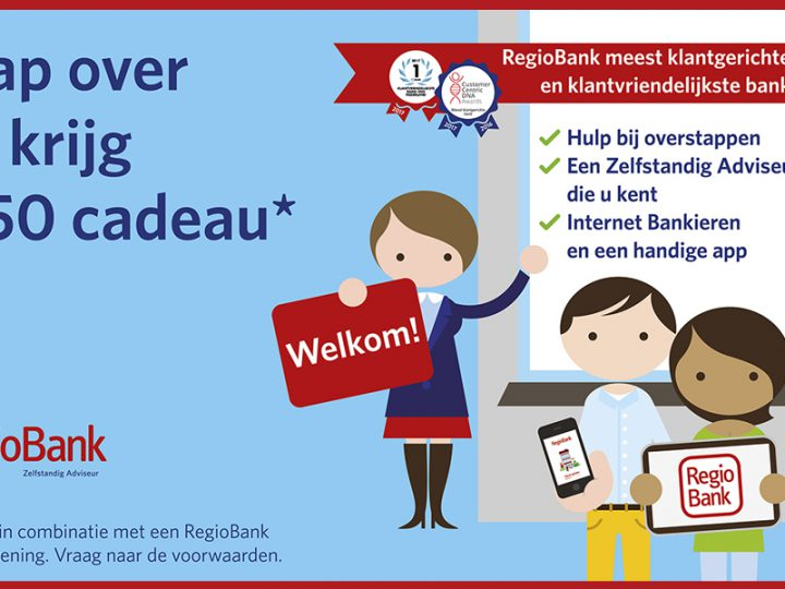 Naast hypotheken en verzekeringen ook voor uw bankzaken terecht bij Wonen en Welzijn.